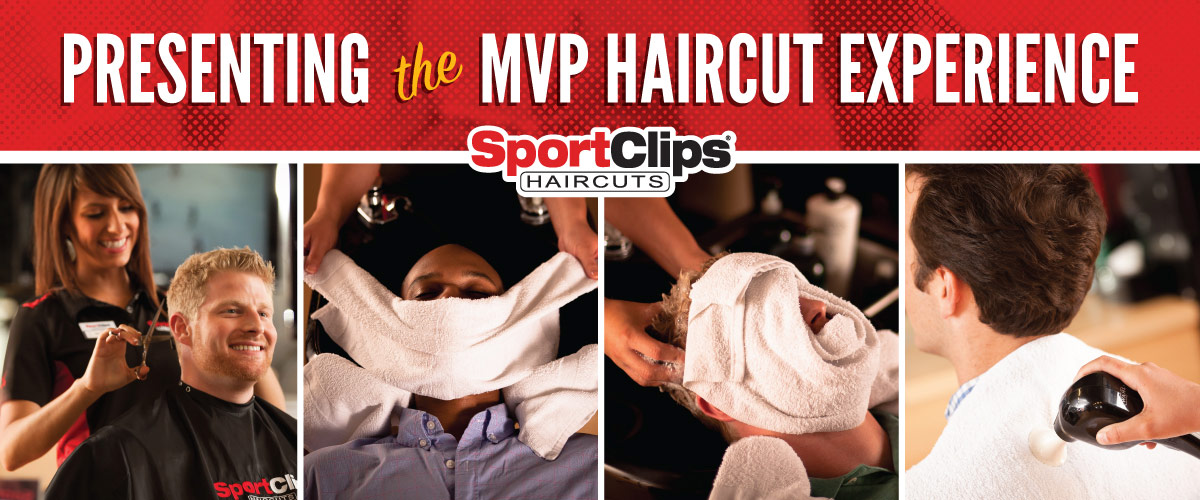The Sport Clips Haircuts of Kent Island MVP Haircut Experience